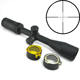 Visionking 3-9x40 Riflescopes Ar15 M16 M14 Mil-Dot Reticle Target Shooting 0.25 MOA Optic Sight Sniper Rifle Scope 1 Inch Tube