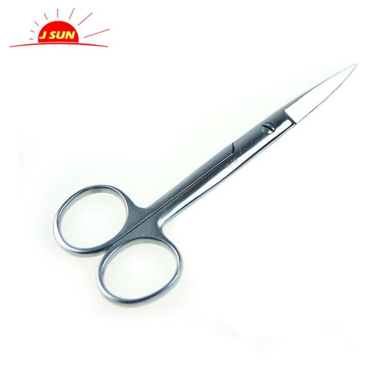 Sterile Professional Medical Surgical scissors made in China