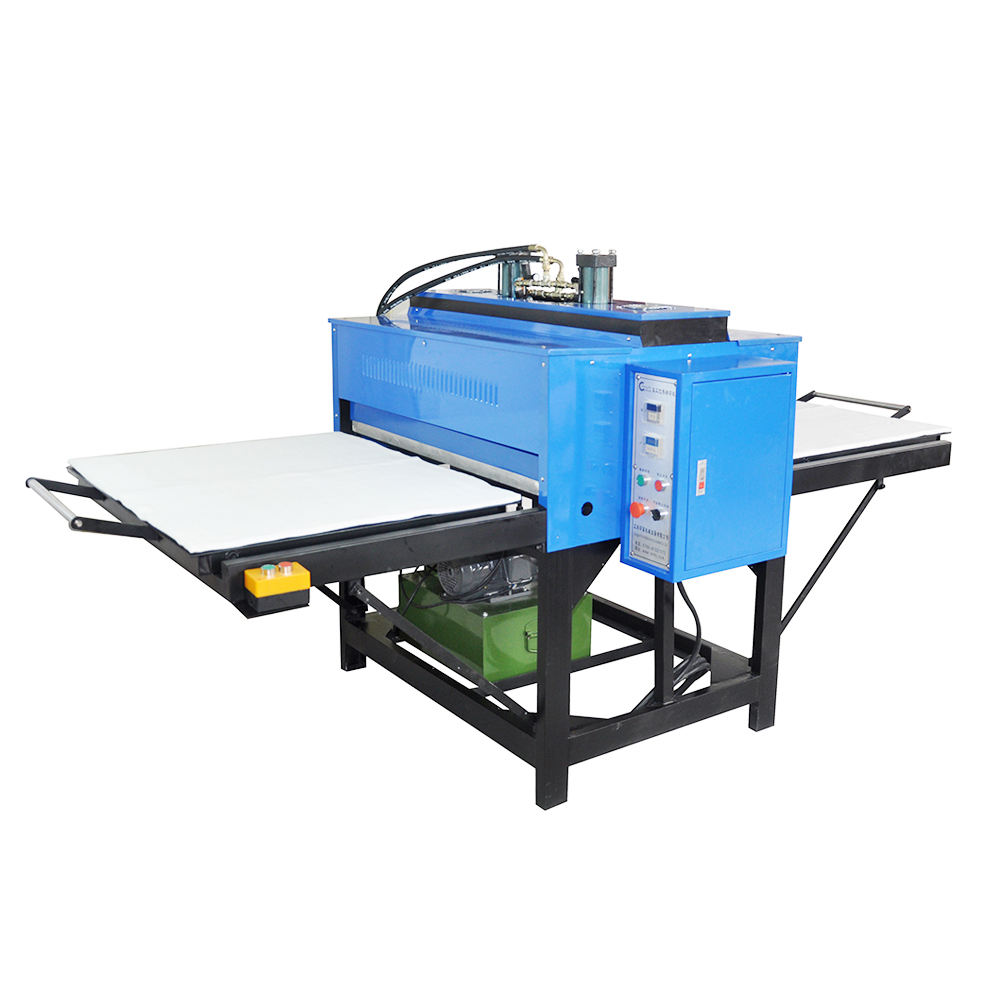 Automatic Large Format Sublimation Heat Transfer Press T-Shirt Printing Machine