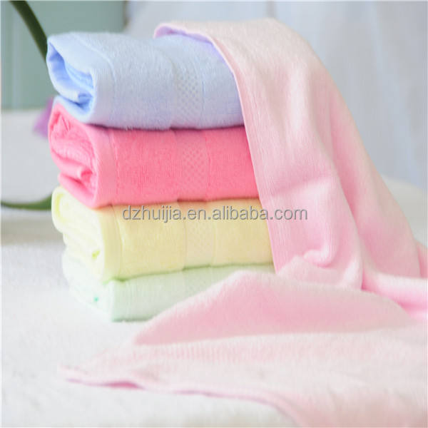 Bamboo bath towel / Quick dry thickness bath towel