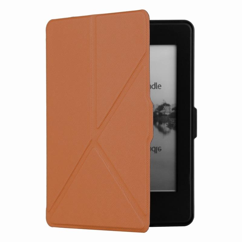 Amazon Kindle fall, für Kindle Paper 4 fall 2018, für neue Amazon kindle paper 4 E-reader origami stand abdeckung