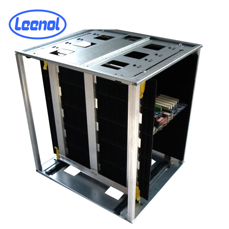 pcb magazine storage racks SMT rack for electronic factory