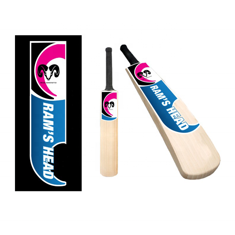 Custom Cricket Bat Stickers