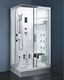 New shower room cabin,square ABS shower stall,shower cubicle