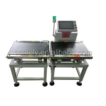 Automatic High Accuracy Checkweigher GM-C060 are applied to the Chemical Industries