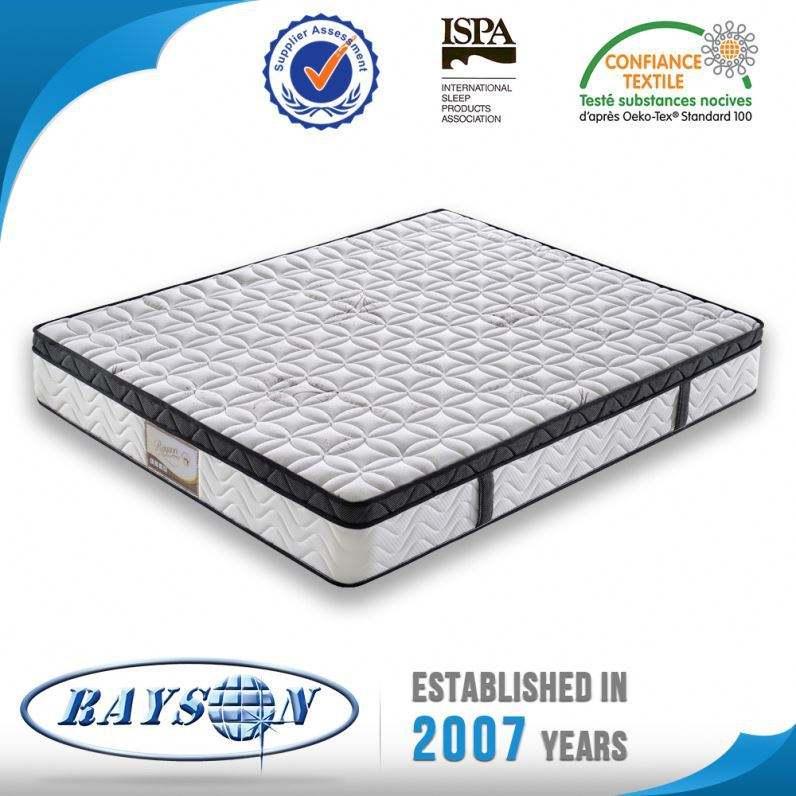 Мебель для спальни лучше спать EUROTOP крышка губка матрас парча bonnell <span class=keywords><strong>пружинный</strong></span> матрас для продажи