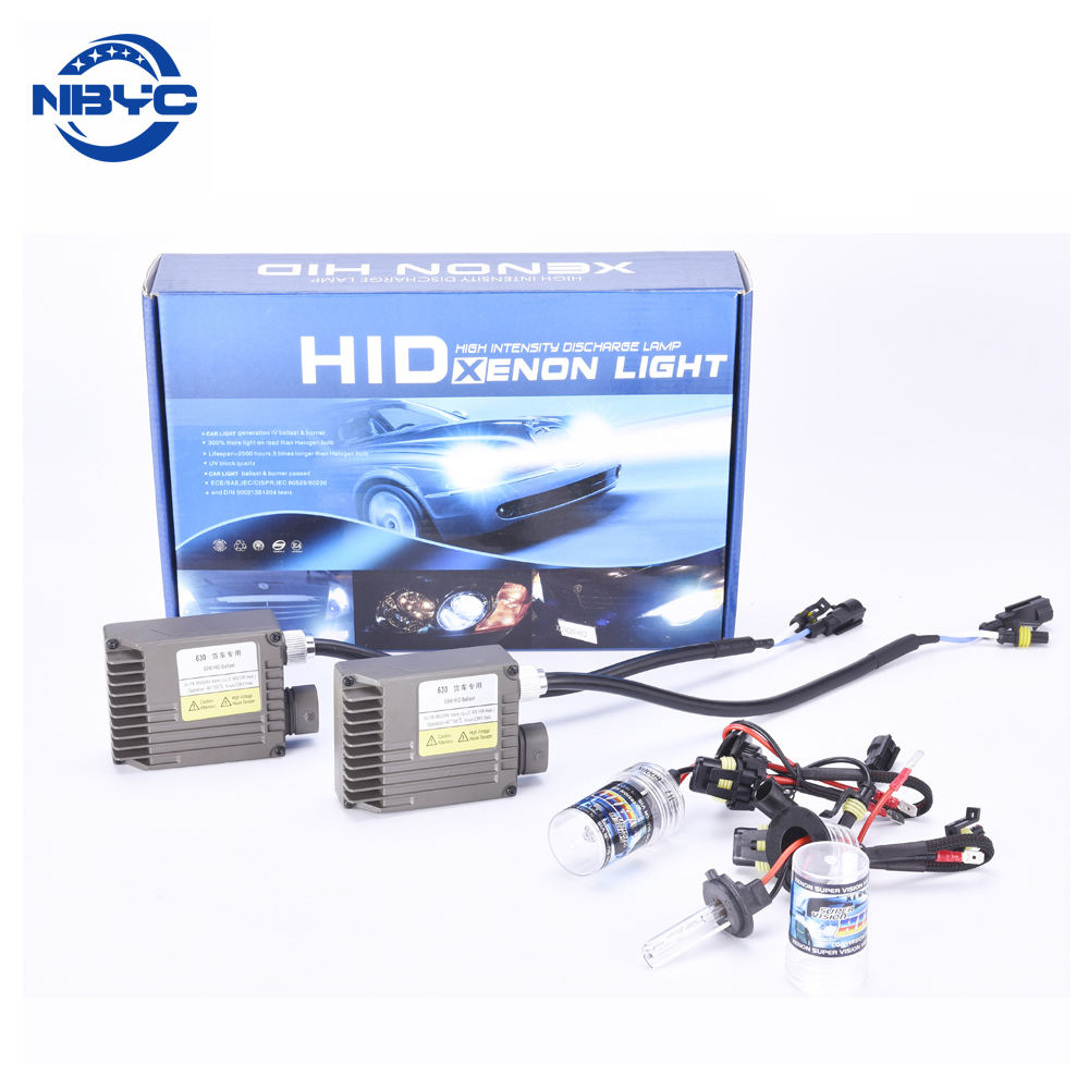 Xenon Light 55W Gold SLIM HID Kit H11 H8 H9 for Audi A3 A3 A4 A5 A6 High Power