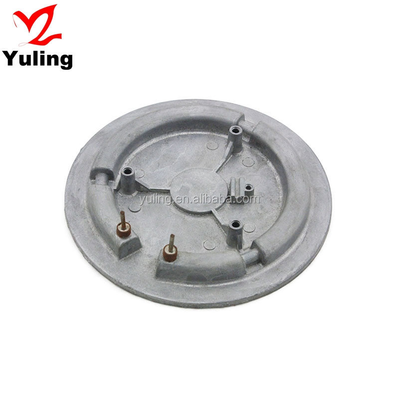 die cast aluminum heating element for coffee maker