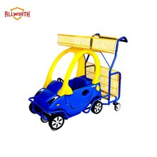 China Suppliers Toy Car Supermarket Trolley
