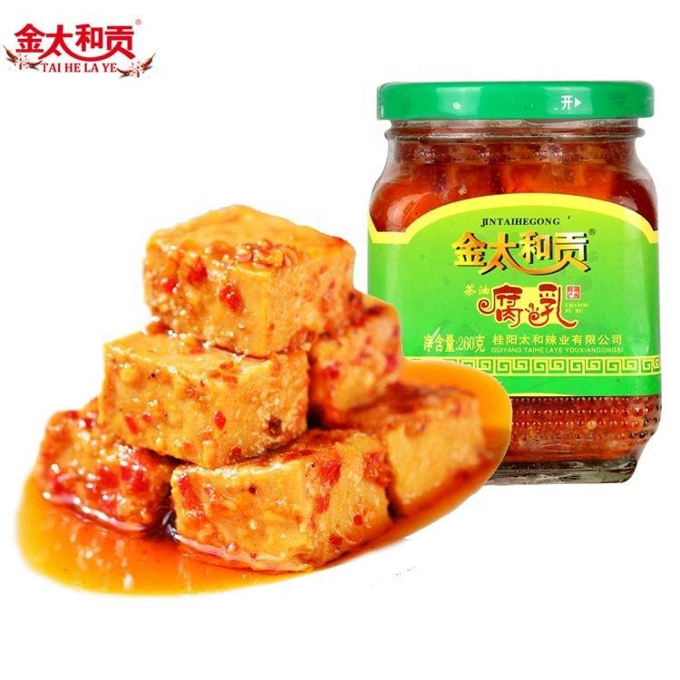 Health Function 260G Red Tofu