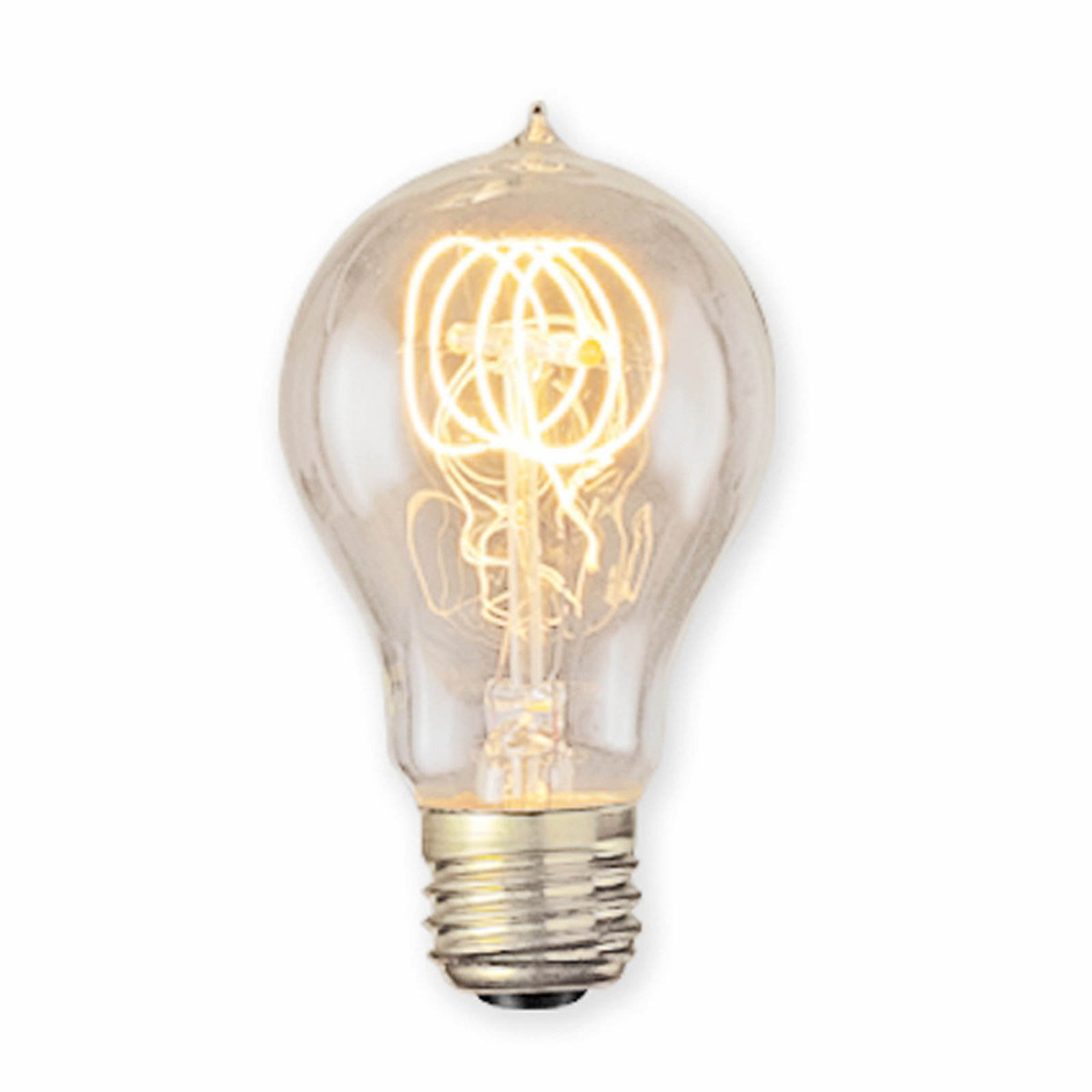 Vintage A19 Lighting And Lamps Modern clear Hanging Lighting edison antique industrial decorate bulb