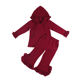 New Fall Outfits Wholesale Kids Cotton Tracksuits Sports Wear Baby Girls Boutique Clothing Set
