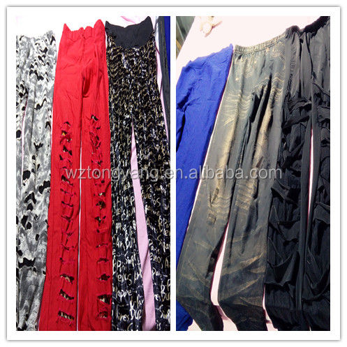used clothing prices girls leggings best quality lot used clothes