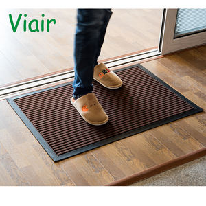 Entrance Rug Floor Mats Indoor/Outdoor Low Profile Doormat Shoe Scraper Doormat  40x60cm