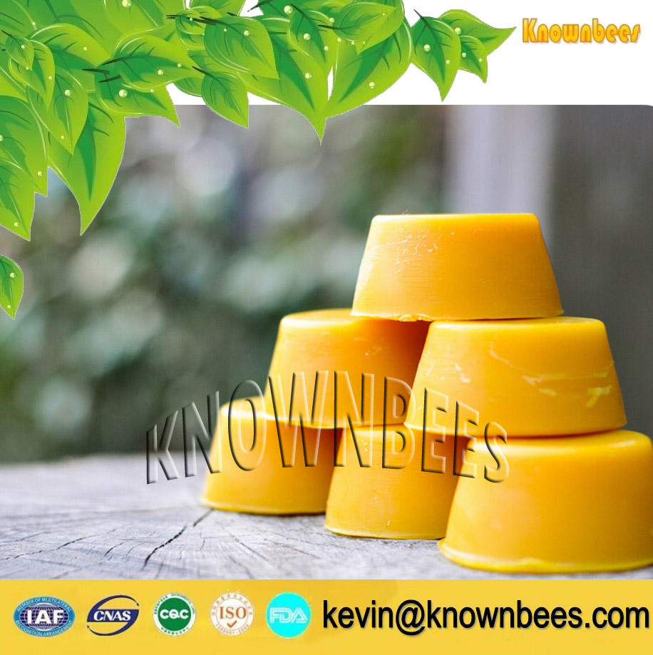 refined natural beeswax cheese wax