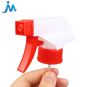 China Hot Sale Closure Stream/Spray Plastic 24mm Garden Hand Plant Watering Trigger Sprayer