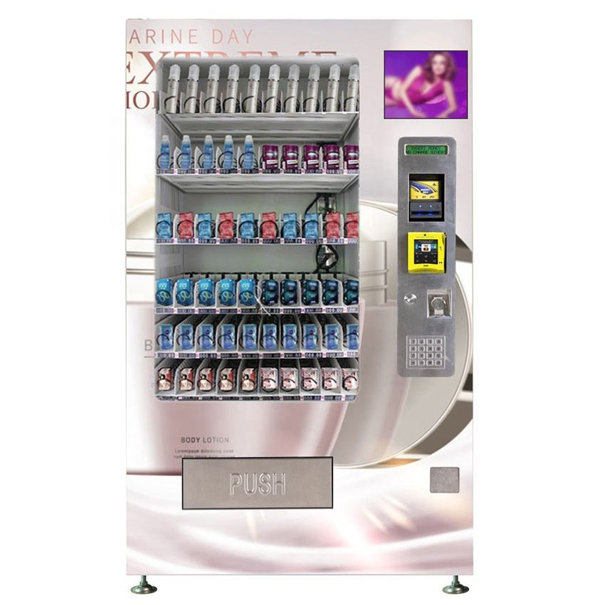 Gift box vending machine enjoy lifetime free maintenance service