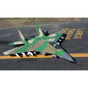 MIG-29 RTF Nightflight LED lights ultralight aircraft
