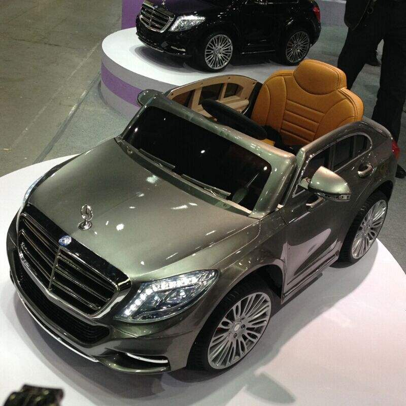 Mercedes Benz S600 Licensed Ride on toy Car kids electric car toys