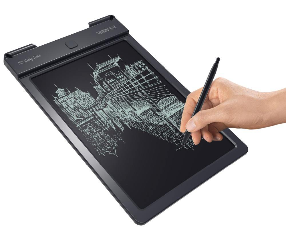 Vson LCD Drawing Tablet for Designers' Design Drawing