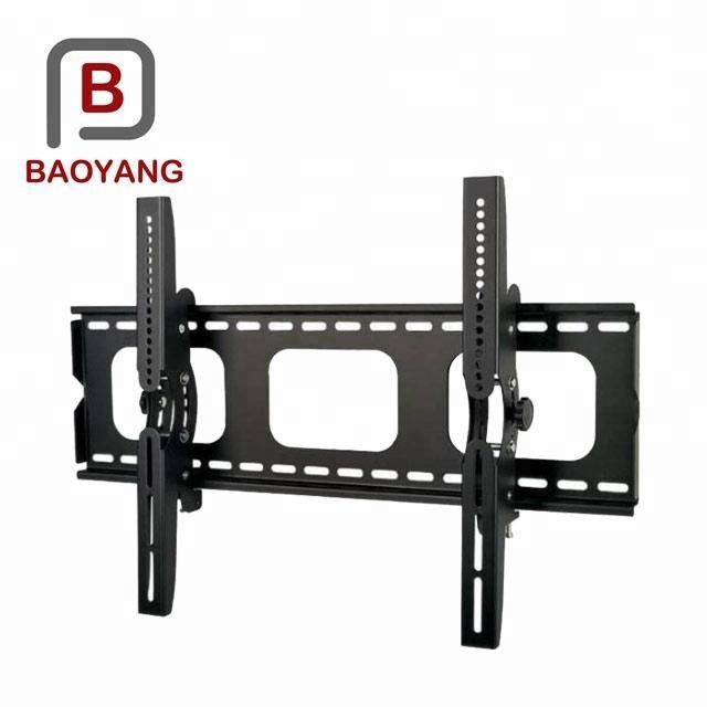 Retractable fleksibel lcd tv langit-langit bracket gunung tv braket