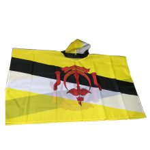 Seniorflag sport events customized logo body flag cape