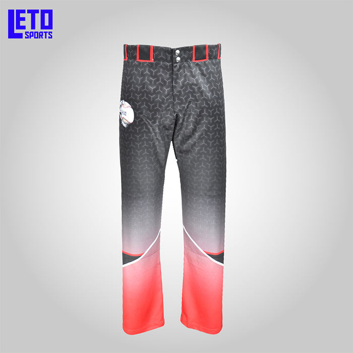 New design custom size baseball pants for Sale
