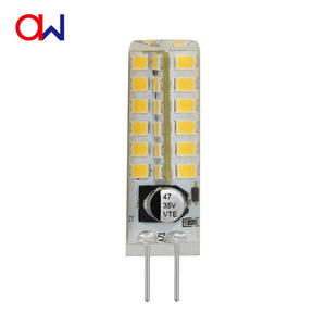 2019 New Cheap and high lumen G4 3W AC12V dimmable G4 car LED bulbs with CE RoHS ETL from China