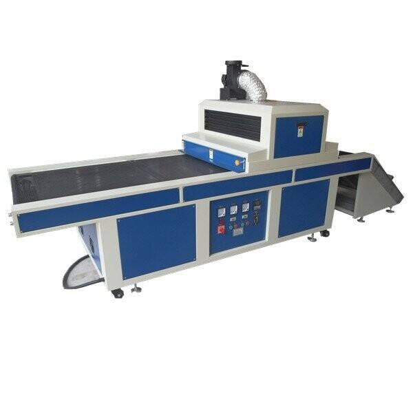 PVC Card Laminating Portable UV Curing Tunnel Machine