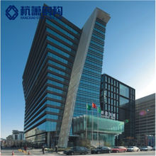 New Design High Rise Prefabricated Steel Structure Hotel Building