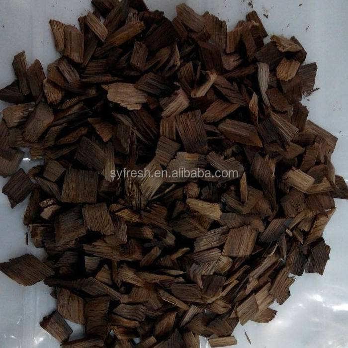 oak wood chips for aging wine