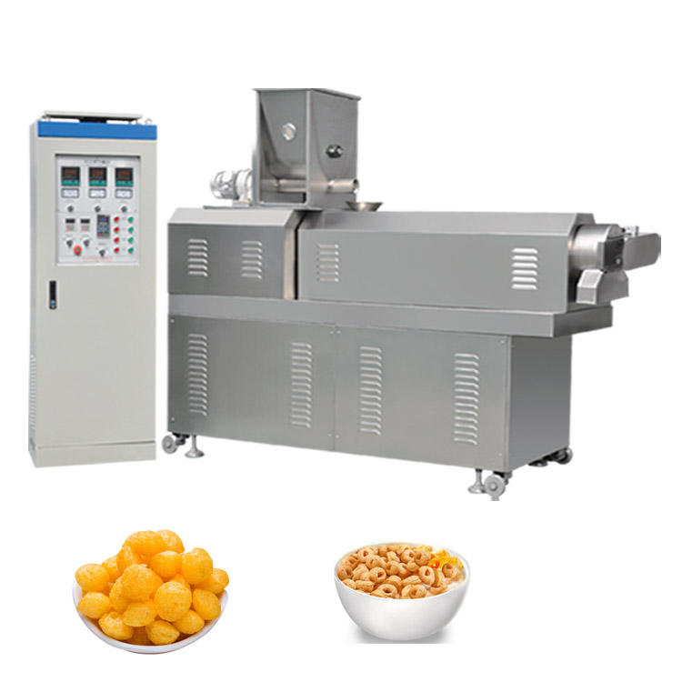 Online shop China Baby Puff Snack Food Extrusion Machinery Production Line