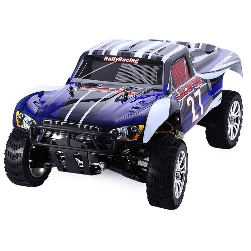 HSP 94063 Rally RC Monster Truck 1/8 Brushless Elettrico Alimentato 4X4 Off-Road RTR Auto 3300KV motore