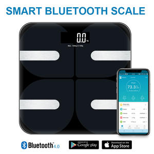 Amazon Smart Bluetooth Aplikasi Aifit Skala Berat Badan Digital