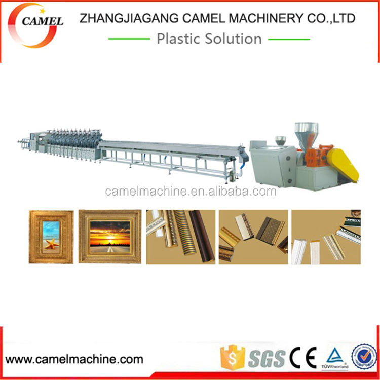 Hot stamping PS picture/photo frame 20-40mm making machine