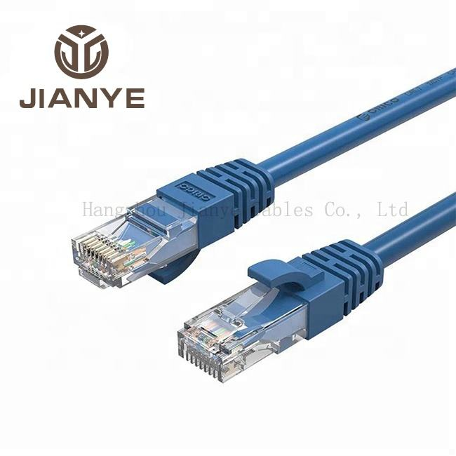 UTP CAT6 4pr 23AWG 3メートル10メートル20メートル50メートルPatch Cord CAT6 UTP RJ45 lan Cable Network LAN Ethernet Cable