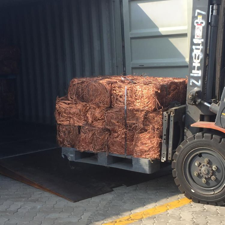 2020 factory sell Copper Wire Scraps 99.99% Without Rubber
