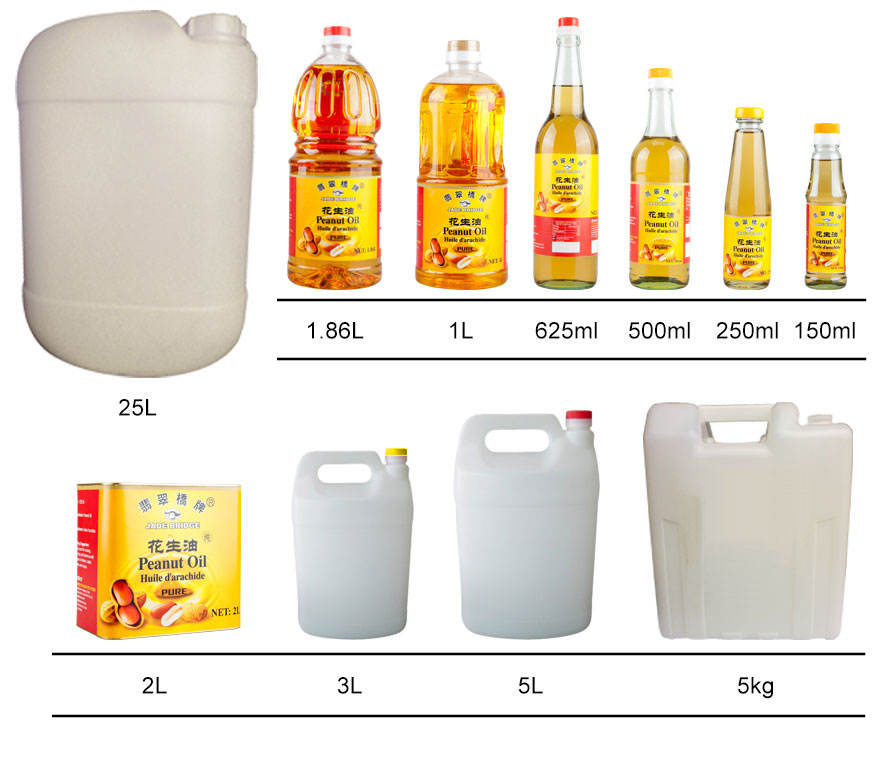 500 Ml Chinese Traditional Peanut Oil For Cooking Cuisine From Deslyfoods OEM