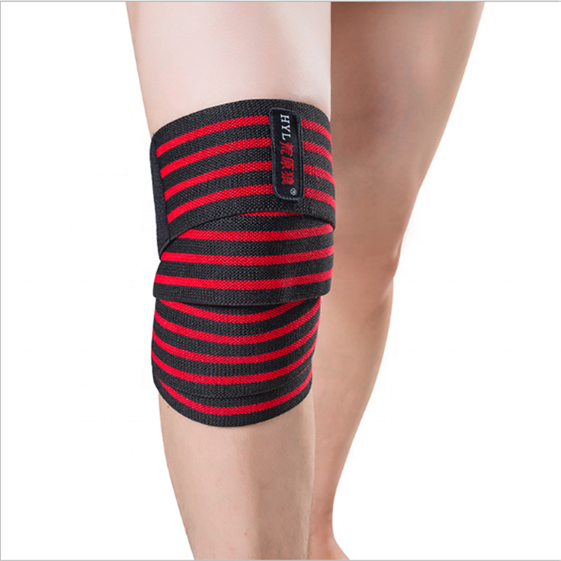 spandex knee compression sleeve support