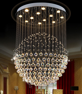 Crystal ceiling light with good price