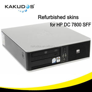 Used desktop computer skins for DC 7800 SFF, second hand refurbished desktop sticker