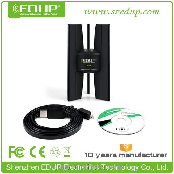 500 mW 150 Mbps USB Beini wifi עם 8dBi אנטנה, Ralink 3070 ערכת שבבים