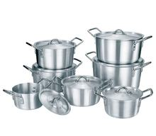 Aluminum Cooking pot cookware 7pcs kitchen ware