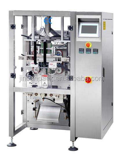 Vertical form fill seal milk sauce pouch liquid packing machine