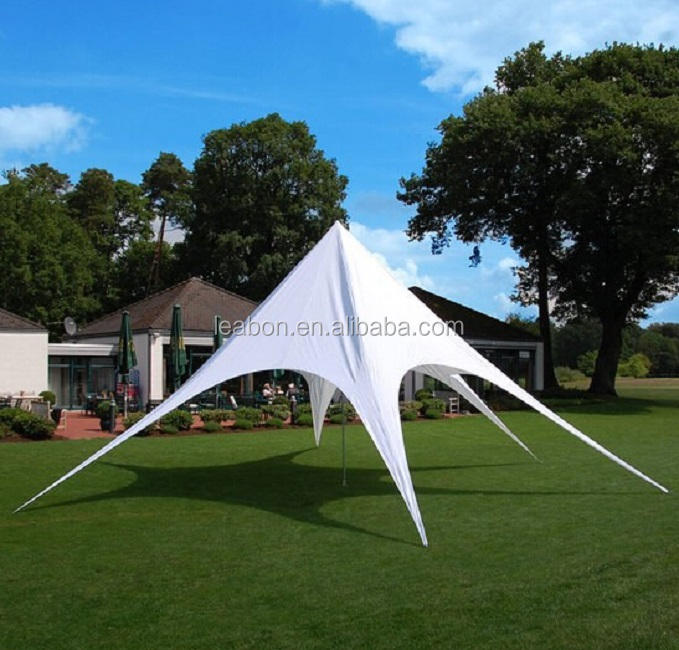 Wholesale Chinese Advertising Open Wedding Party Decoration Star Tent
