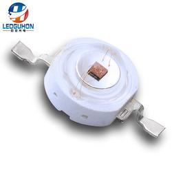 3w red 660nm high power led used for grow light