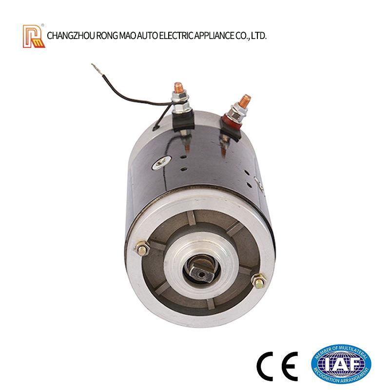 Top qualidade balanço hidráulico unidade steeringcontrol dc motor de acoplamento da liberação rápida