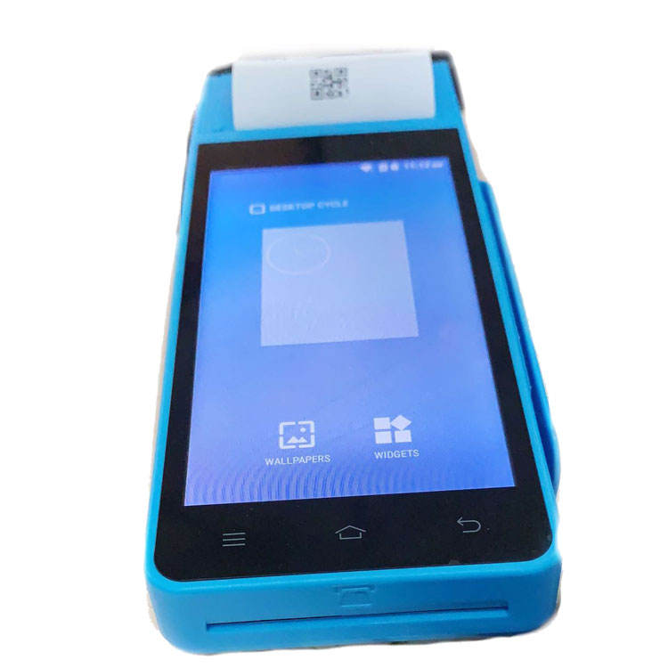 Android Android Pos Mobile Payment Terminal With Display Touch Screen