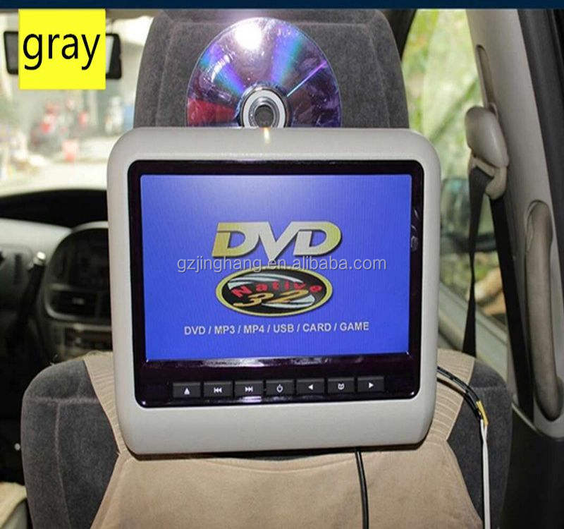 headrest monitor 9 inch DVD car mp5 player