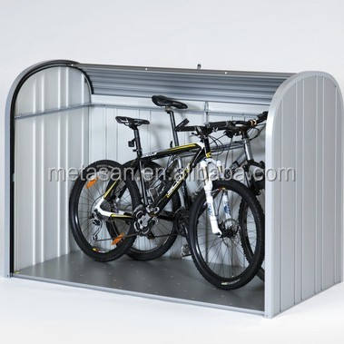 Waterproof prefab houses outdoor garden bicycle tool storage shed